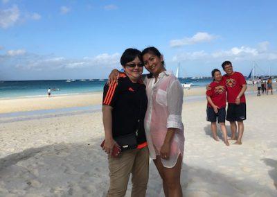 Beach photo ops